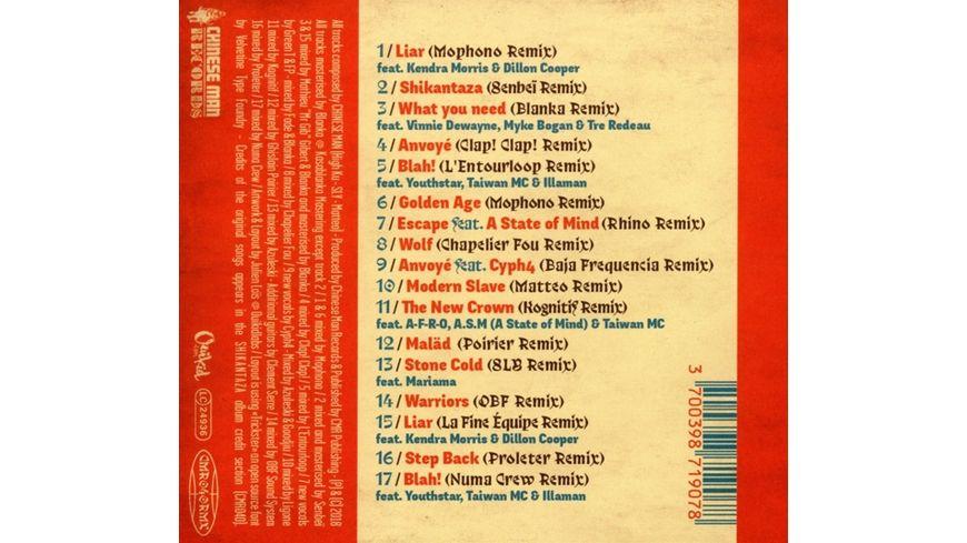 Shikantaza Remix Live Au Zenith