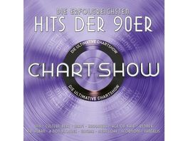 DIE ULTIMATIVE CHARTSHOW HITS DER 90ER