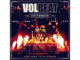 Let s Boogie Live From Telia Parken 2CD