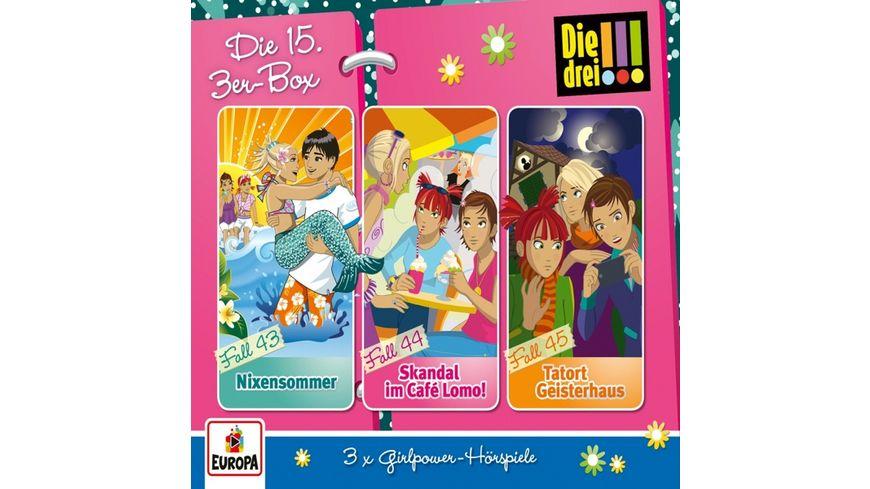 Die 15 3er Box Folgen 43 44 45