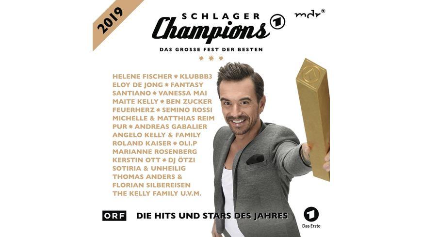 Schlagerchampions 2019 Das grosse Fest der Besten