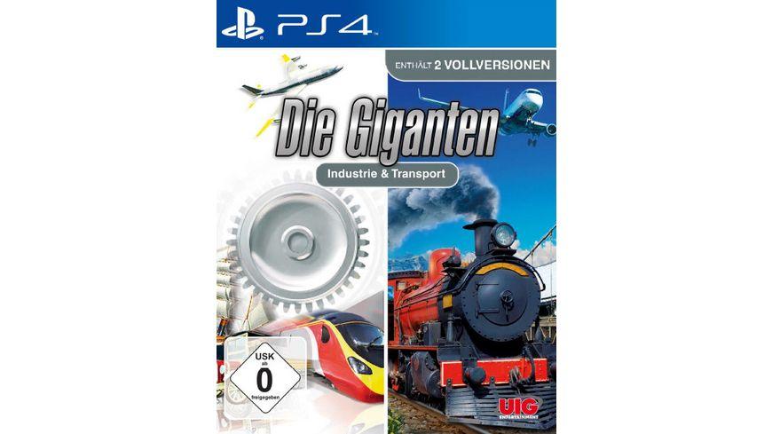 Die Giganten Industrie Transport