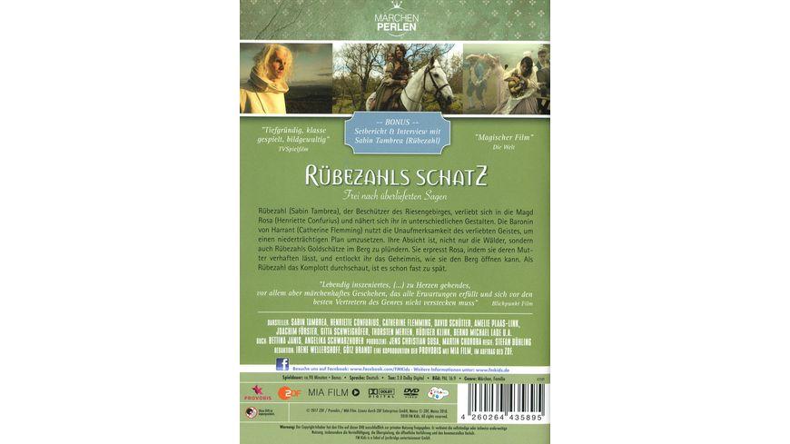 Ruebezahls Schatz Maerchenperlen