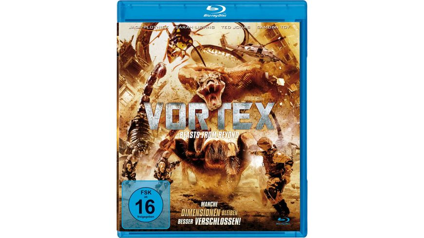 Vortex Beasts from Beyond