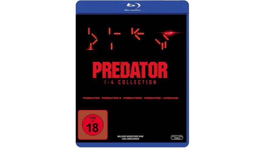 Predator 1 4 Box 4 BRs
