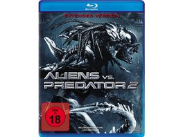 Aliens vs Predator 2 Unrated Extended