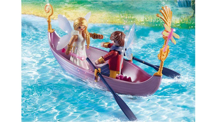 PLAYMOBIL 70000 Fairies Romantisches Feenboot
