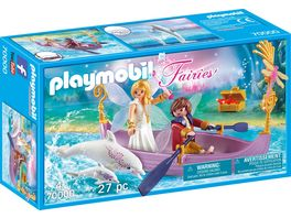 PLAYMOBIL 70000 Fairies Romantisches Feenboot