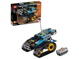 LEGO Technic 42095 Ferngesteuerter Stunt Racer