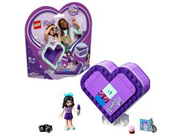 LEGO Friends 41355 Emmas Herzbox