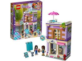 LEGO Friends 41365 Emmas Kuenstlerstudio