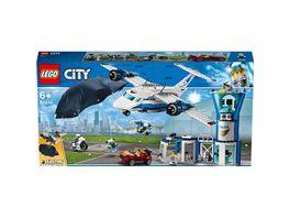 LEGO City 60210 Polizei Fliegerstuetzpunkt