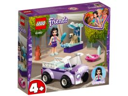 LEGO Friends 41360 Emmas mobile Tierarztpraxis