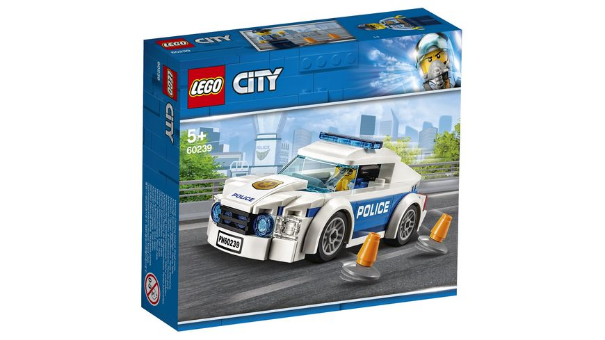 LEGO City Police 60239 Streifenwagen