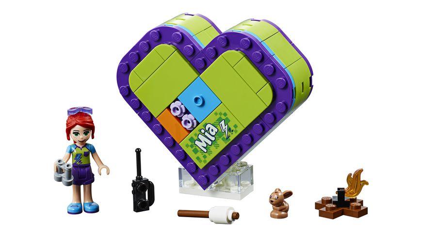 LEGO Friends 41358 Mias Herzbox