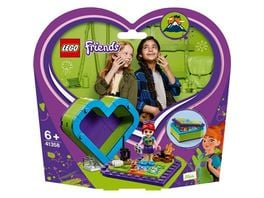 LEGO Friends 41358 Mias Herzbox