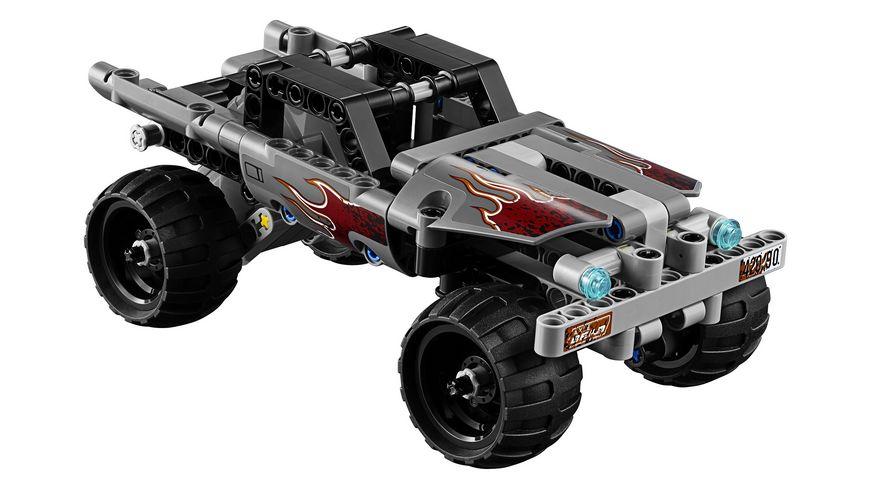 LEGO Technic 42090 Fluchtfahrzeug
