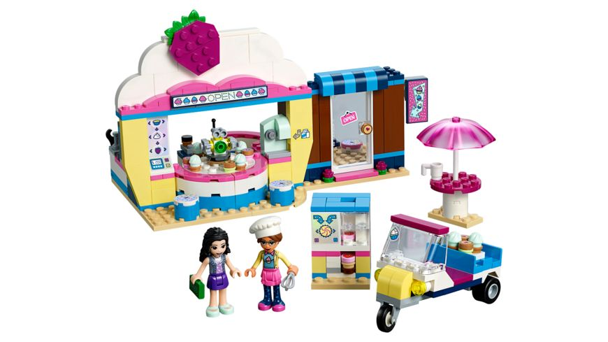 LEGO Friends 41366 Olivias Cupcake Cafe