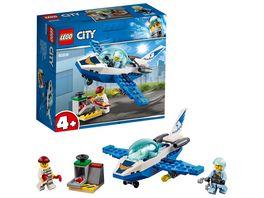 LEGO City Police 60206 Polizei Flugzeugpatrouille