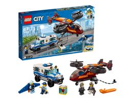 LEGO City Police 60209 Polizei Diamantenraub