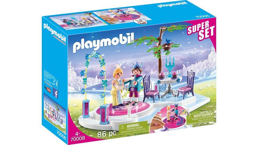 PLAYMOBIL 70008 SuperSet SuperSet Prinzessinnenball