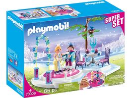 PLAYMOBIL 70008 SuperSet SuperSet Prinzessinnenball