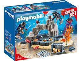 PLAYMOBIL 70011 City Action SuperSet SEK Taucheinsatz