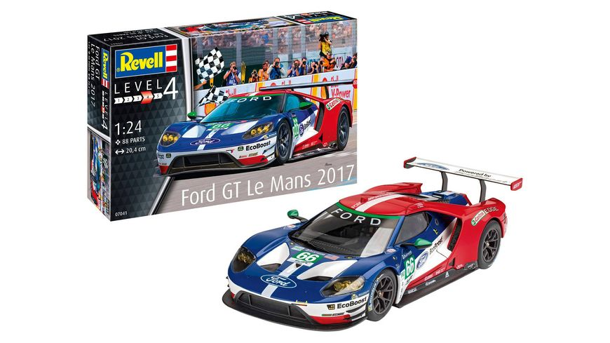 Revell 07041 FORD GT LE MANS