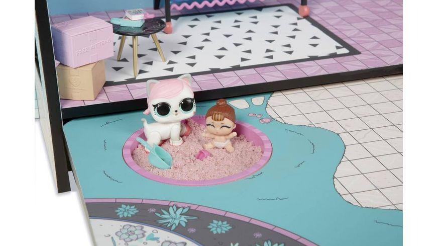 L O L SURPRISE Puppenhaus mit 85 Ueberraschungen