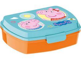 p os Handel Peppa Pig Brotdose