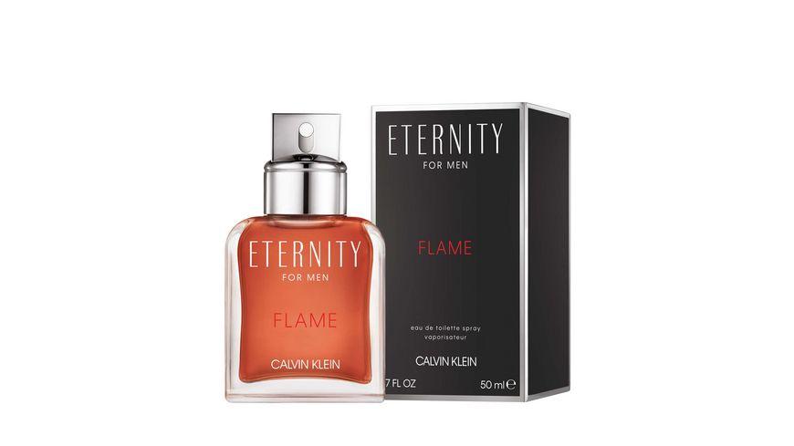 CALVIN KLEIN Eternity Flame Male Eau de Toilette