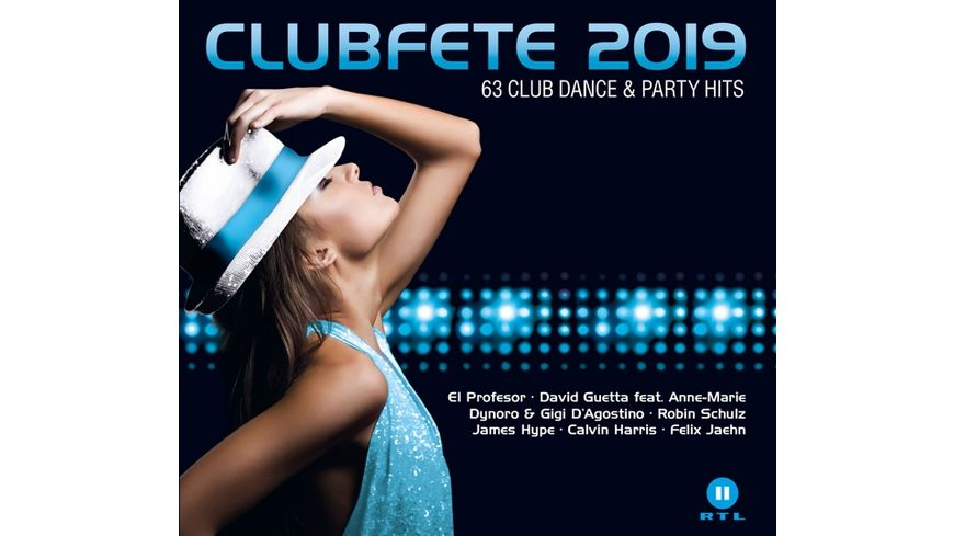Clubfete 2019 63 Club Dance Party Hits