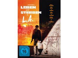 Leben und Sterben in L A 2 Disc Limited Collector s Edition im Mediabook Blu ray DVD