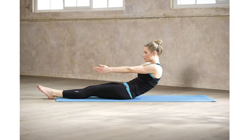 Pilates Power Flows Intensivtraining zum Formen und Straffen