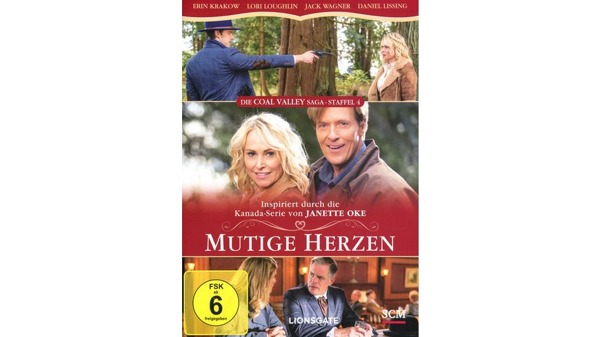 Die Coal Valley Saga Staffel 4 5 Mutige Herzen