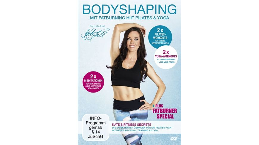 Bodyshaping Mit Fatburning Hiit Pilates Yoga