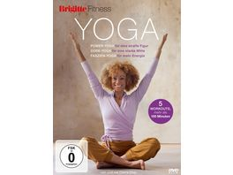 Brigitte Yoga Power Yoga Core Yoga Faszien Yoga