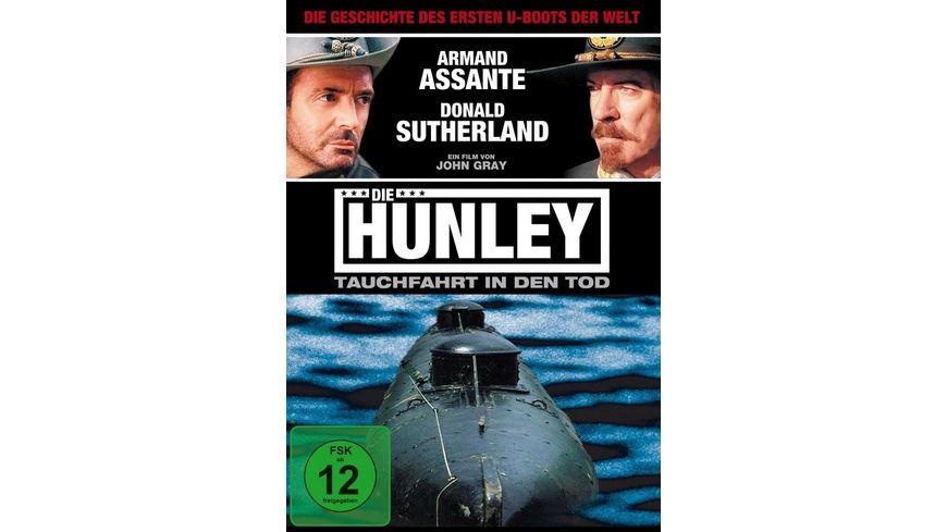 Die Hunley Tauchfahrt in den Tod Limited Edition
