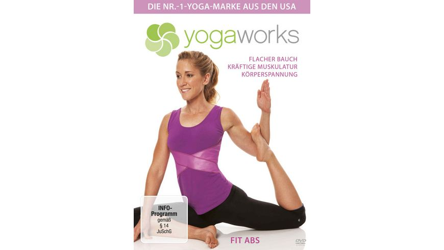 Yogaworks Fit Abs