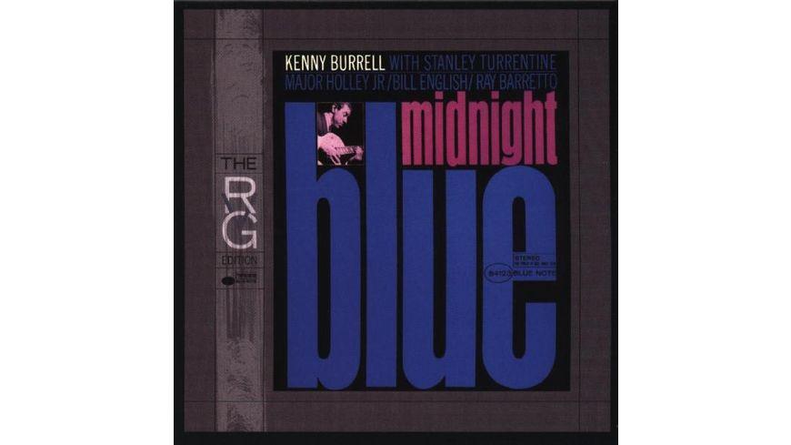 Midnight Blue RVG