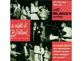 A Night At Birdland Vol 2 RVG