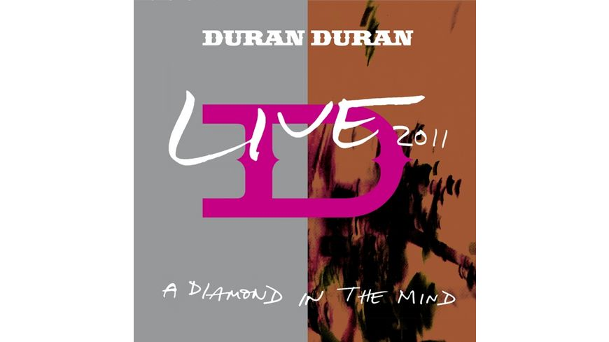 A Diamond in the Mind Live 2011 Ltd CD Edition