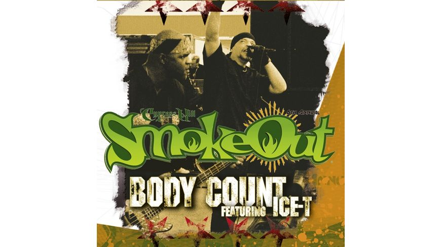 The Smoke Out Festival Limited CD Edition