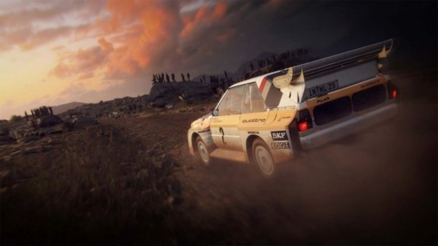 DiRT Rally 2 0 Deluxe Edition