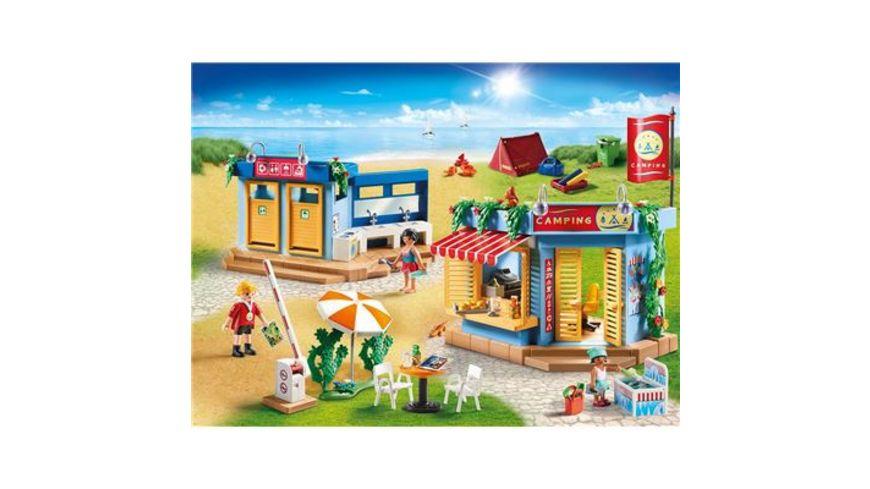 PLAYMOBIL 70087 Family Fun Grosser Campingplatz