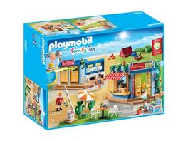 PLAYMOBIL 70087 Family Fun Grosser Campingplatz
