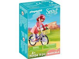 PLAYMOBIL 70124 Spirit Riding Free Maricela mit Fahrrad
