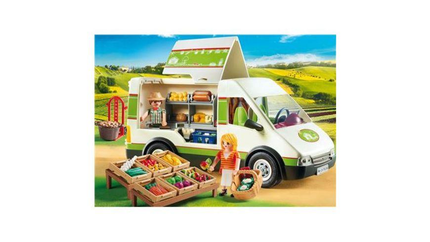 PLAYMOBIL 70134 Country Hofladen Fahrzeug
