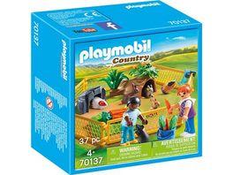 PLAYMOBIL 70137 Country Kleintiere im Freigehege