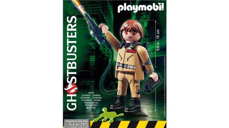 PLAYMOBIL 70172 Ghostbusters Ghostbusters Sammlerfigur P Venkman